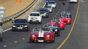 ac cobra car hire