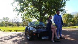 car rental for matric dance