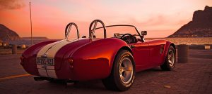 book and hire a ac cobra car