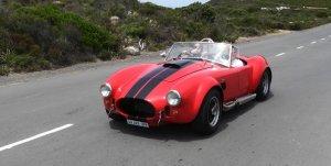 ac cobra car for rent